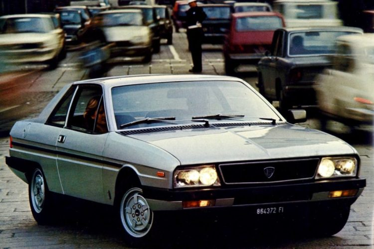 Lancia Gamma Coupé: The First under Fiat's Rule | ViaRETRO