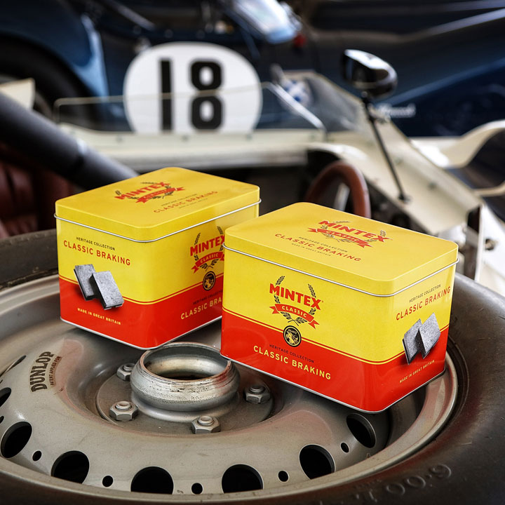 Have a Brake: Mintex are back-in-box! | ViaRETRO