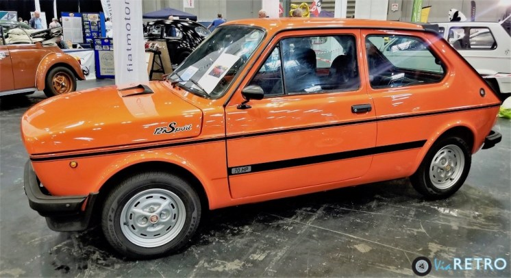1 of 3 Fiat 127 Sports in the UK
