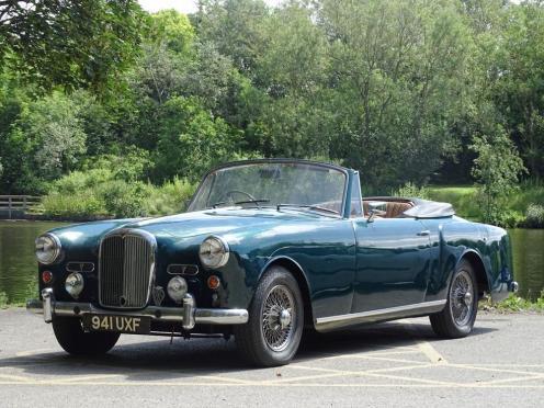 1959 Alvis TD21 - 1