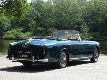 1959 Alvis TD21 - 3