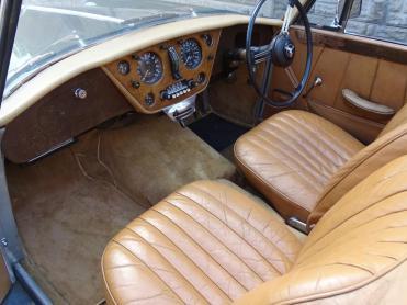 1959 Alvis TD21 - 4