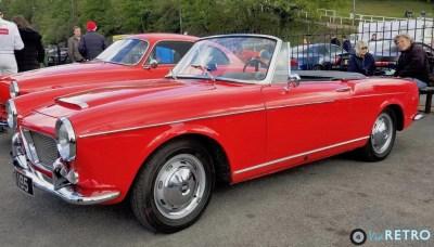 1962 Fiat 1200 Spider
