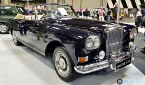 1963 Bentley Continental S3 DHC