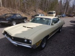 1970 Ford Torino Sportsroof - 2