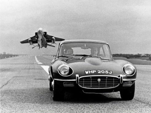 1970s E-type S3 WHP205J Racing Jaguar Aircraft