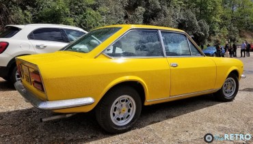 1971 Fiat 124 Coupe 2