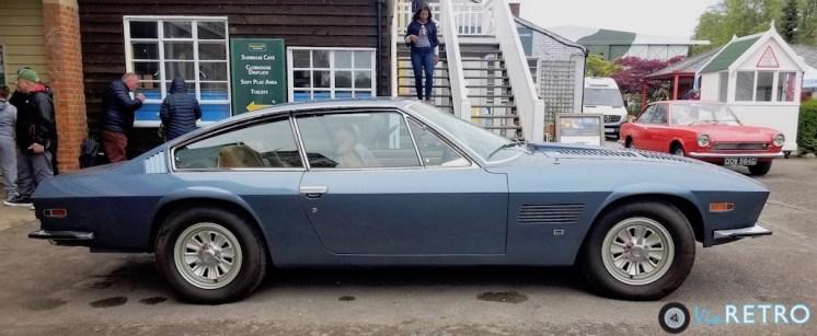 1972 Monteverdi HS