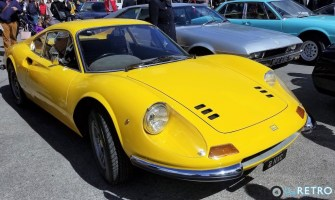 1973 F Dino 246