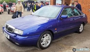 1999 Lancia Kappa Coupe