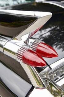 Cadillac de Ville taillight