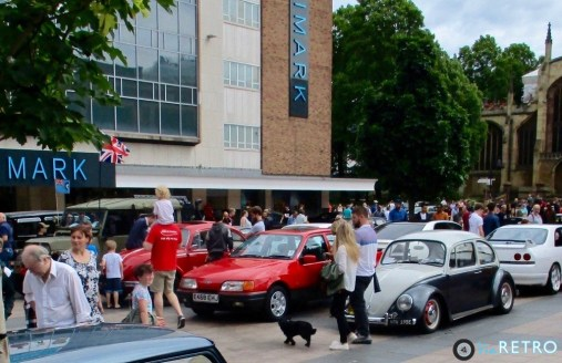 Coventry MotoFest 20199