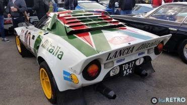 Italian reg Stratos