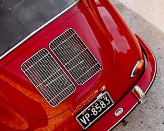 Porsche 356 teardrop