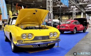 Reliant Scimitar and Sabre