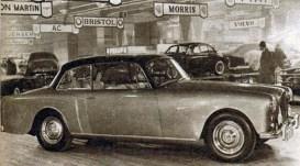 alvis 1960 3-litre_london