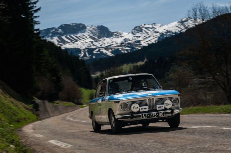 Tour Auto Rally 2014