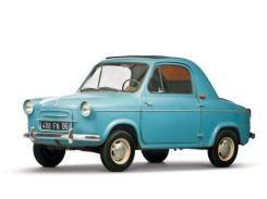 1957 Vespa 400 Minicar
