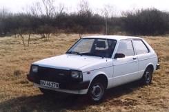 '82 Toyota Starlet 1.0DL