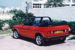 '85 VW Golf 1.8GLi Karmann