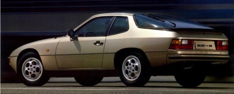 porsche_924_s_brown_1985_rear