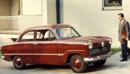 Ford Taunus copy