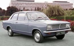 Vauxhall Viva HB 1966