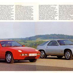 1979 Porsche 928 Broch 06&07