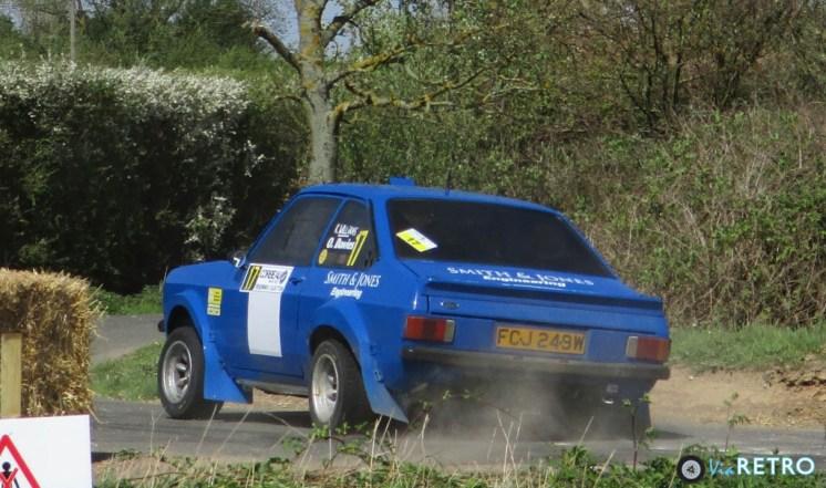 Rally Historics - 2