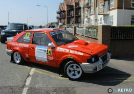 Rally Historics - 8