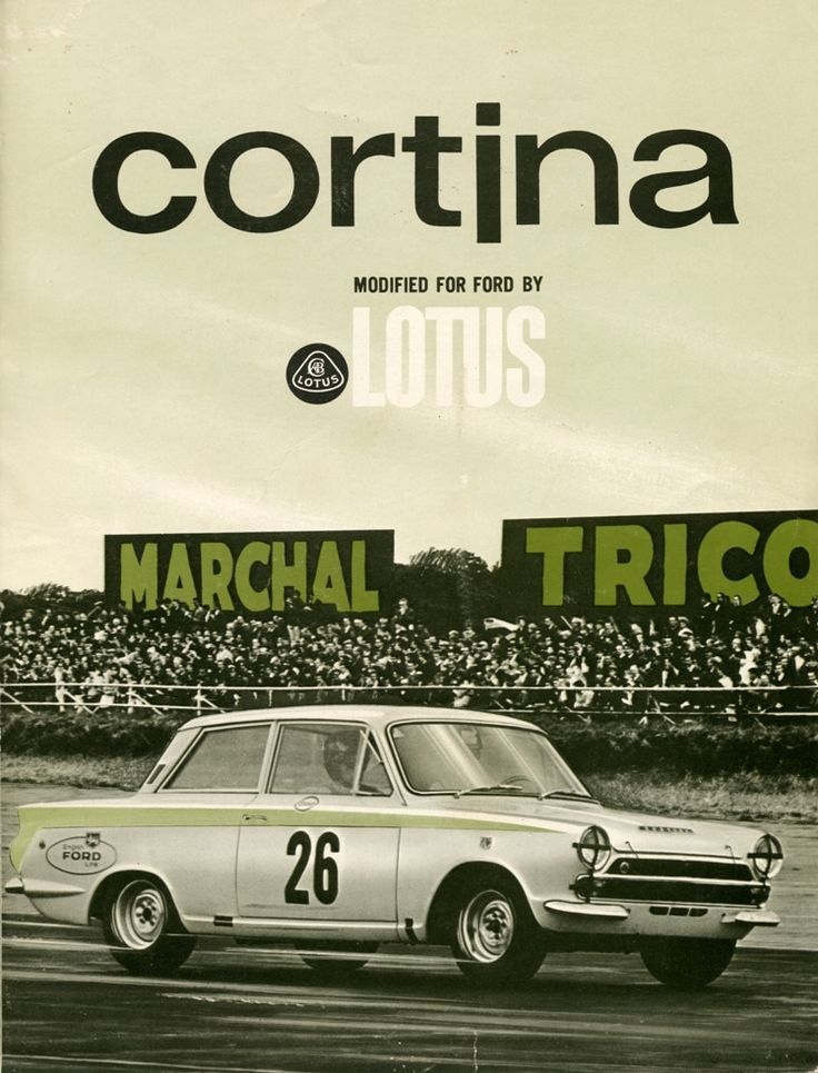 Help, I'm Modern and Trendy: Rather Cortina Mk2 Than Mk1? | ViaRETRO
