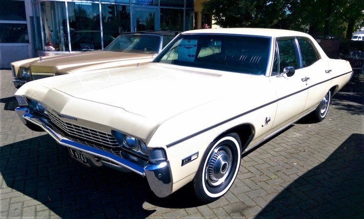 1968 Chevy Impala, yours for EUR 22,800.