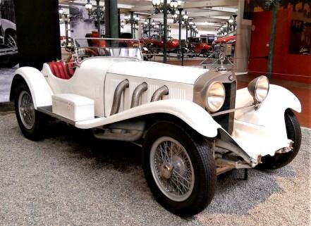 1929 Mercedes Benz 720 SSK