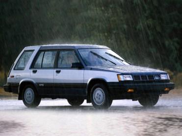 1988 Toyota Tercel, 4WD
