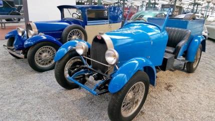 Bugatti Camionette and van