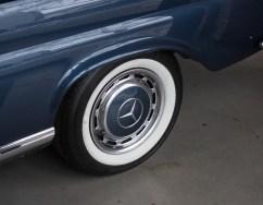 Mercedes Hub Cap White Wall Tires Star Vehicle Auto