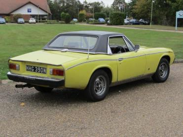1975 Jensen Healey - 4