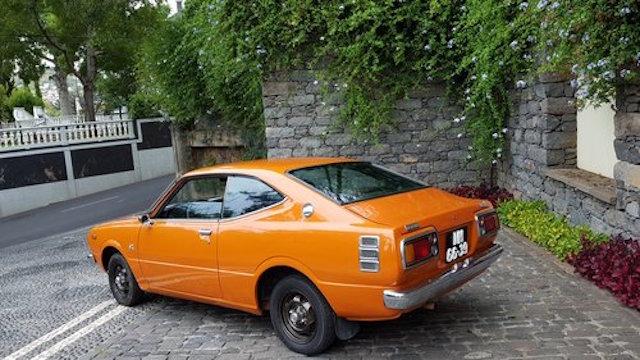 1976 Toyota Corolla SR - 4