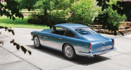 Aston Martin DB4 fhc