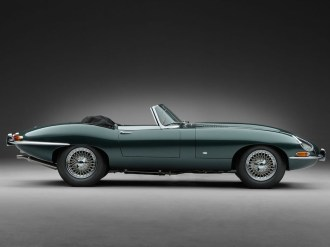 Jaguar E-type dhc