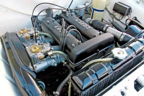 Lotus 1600 twincam