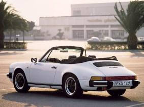 Porsche 911SC Cabriolet