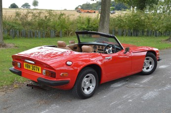TVR 3000S dhc