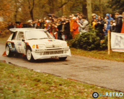 RAC Rally 1985 - 1