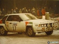 RAC Rally 1985 - 10