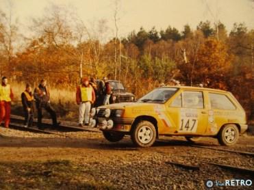 RAC Rally 1985 - 29