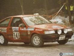 RAC Rally 1985 - 33