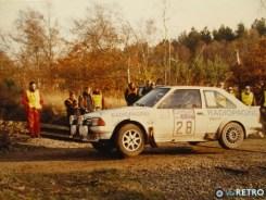 RAC Rally 1985 - 36