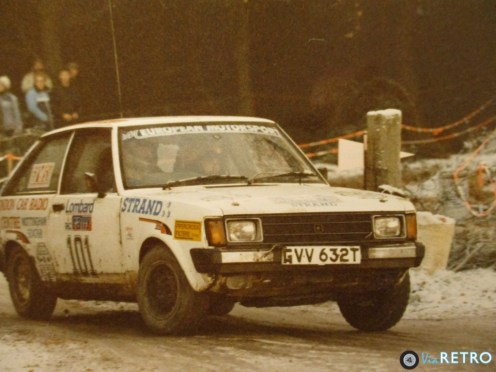 RAC Rally 1985 - 40