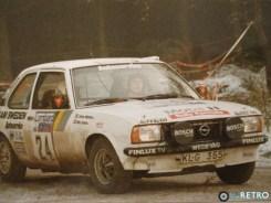 RAC Rally 1985 - 44